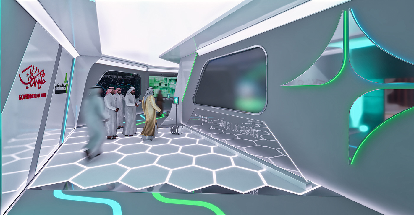 design dubai Events exhibitiondesign Technology UAEEVENTS
