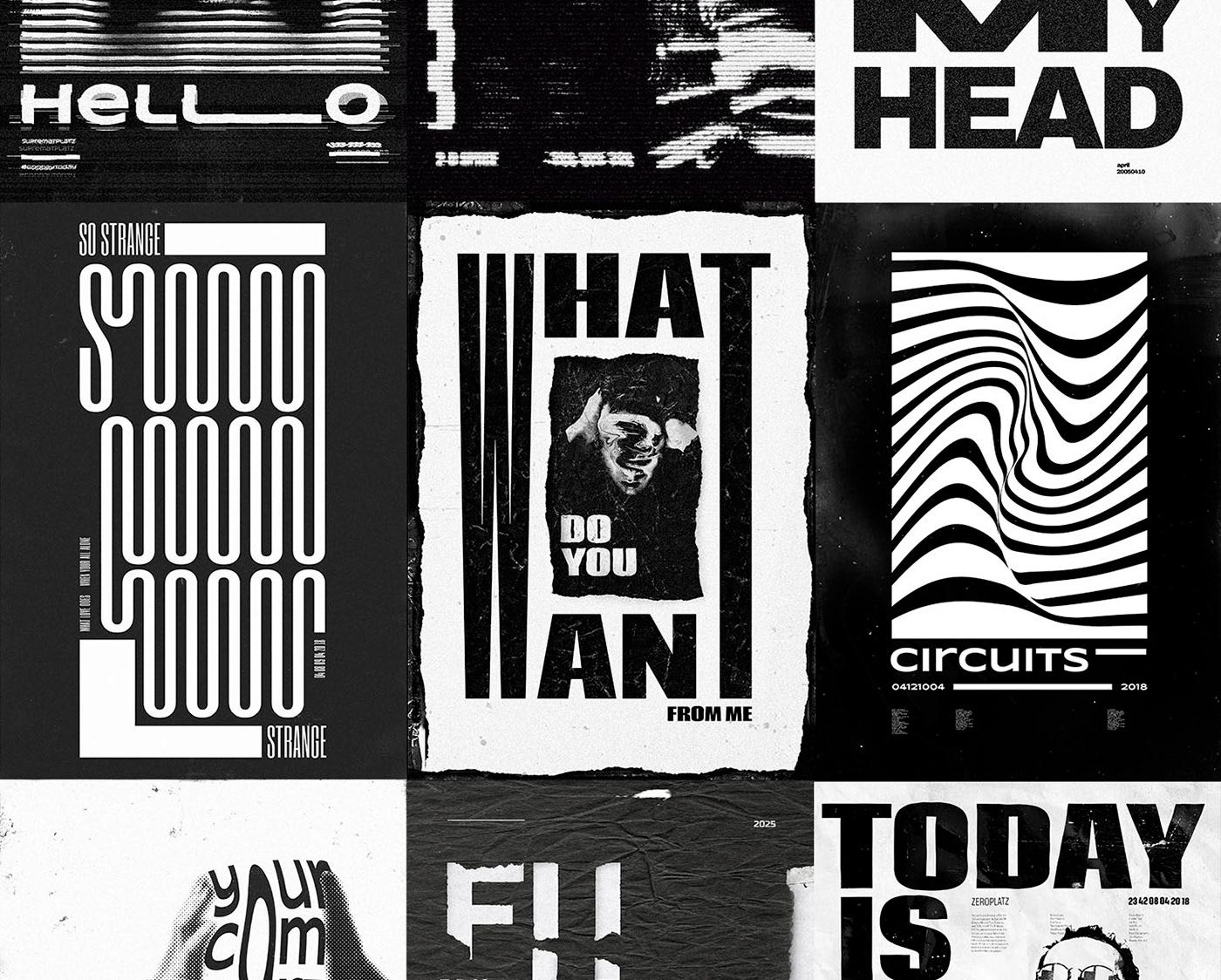 極美的28張海報設計欣賞