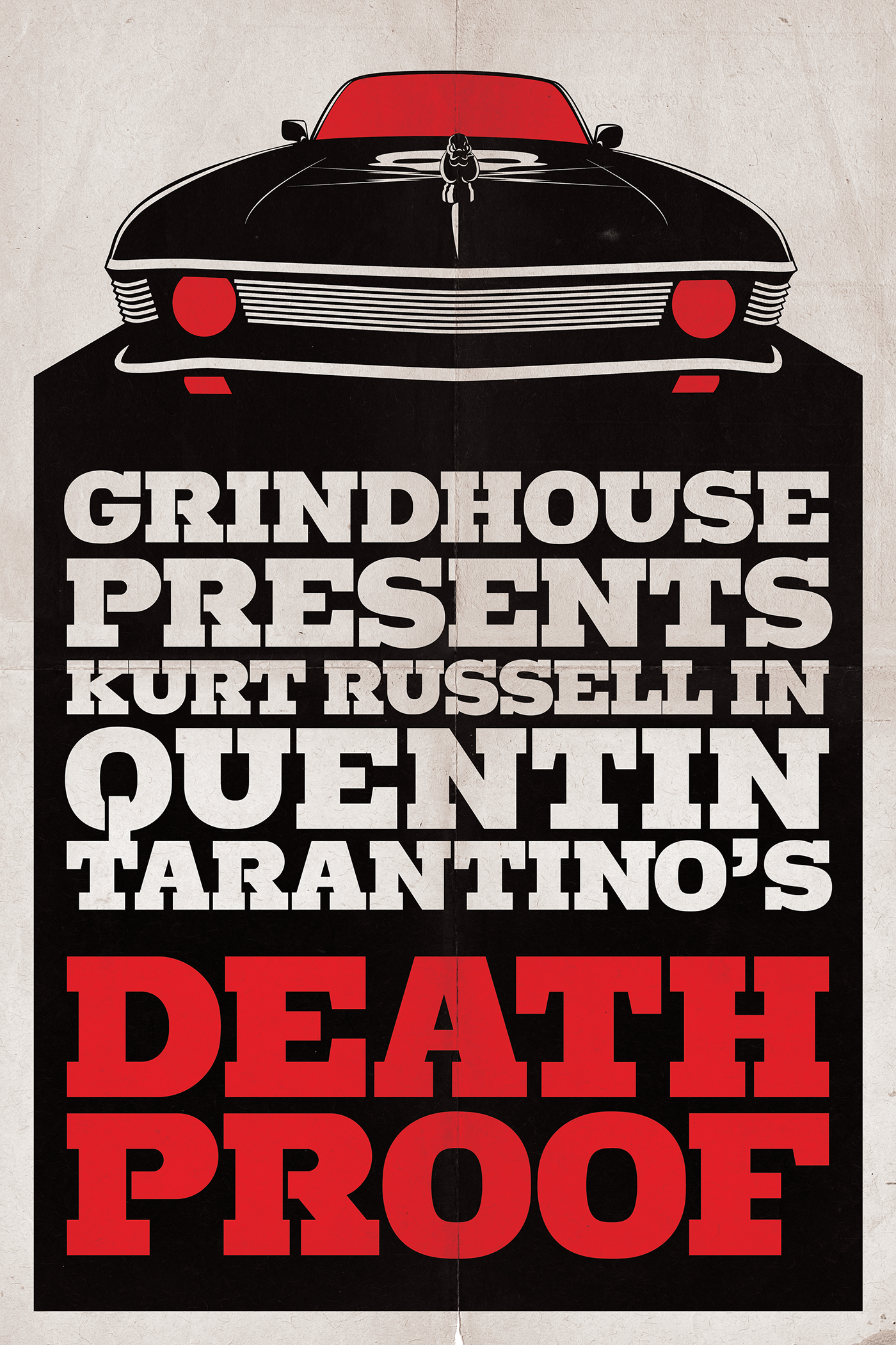 Death Proof Free Font On Behance