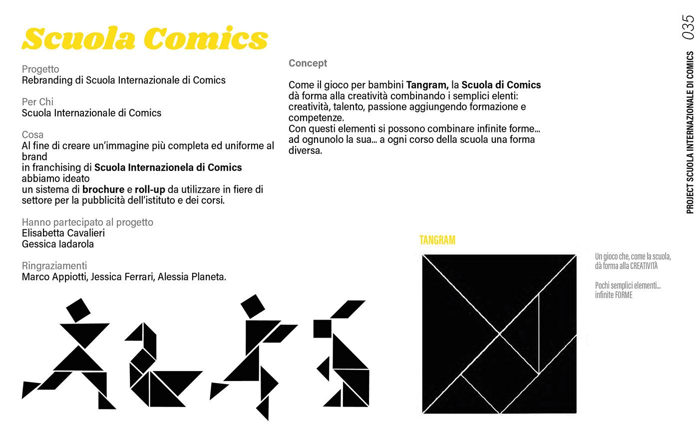 Brand Image brochure concept flyer poster Promotion Roll-Up