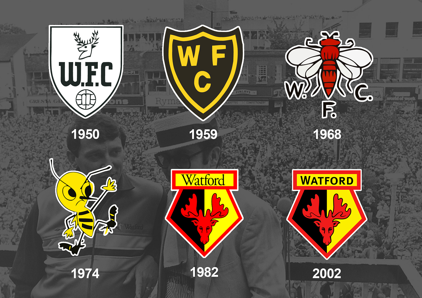Watford FC Rebrand Concept on Behance 013b2cffd