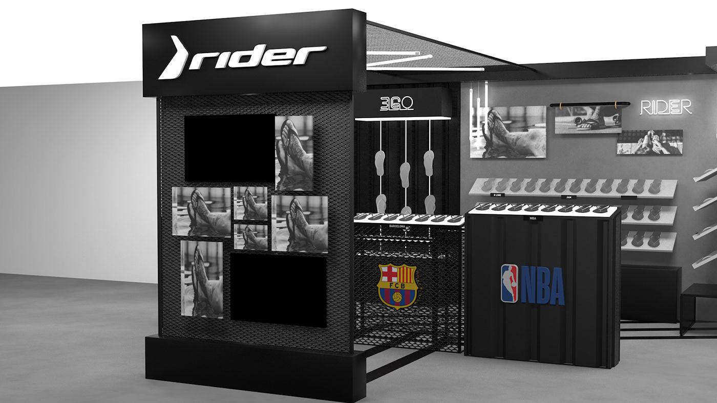 feira,grendene,ARQUITETURA,architeture,Stand,Visual Merchandising