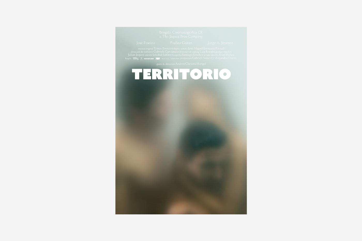 cine poster ArtDirection art Photography  Film   filmfestival drama cartel CartelDesign