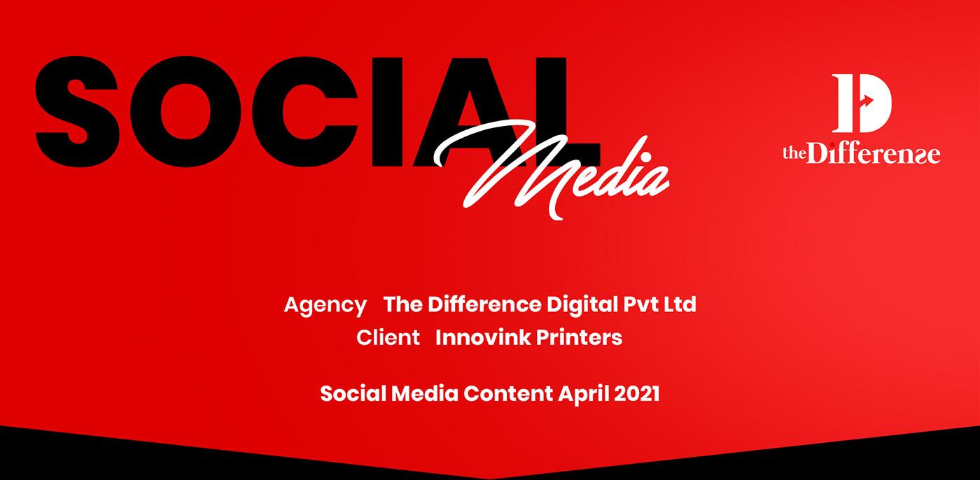 design graphic social media