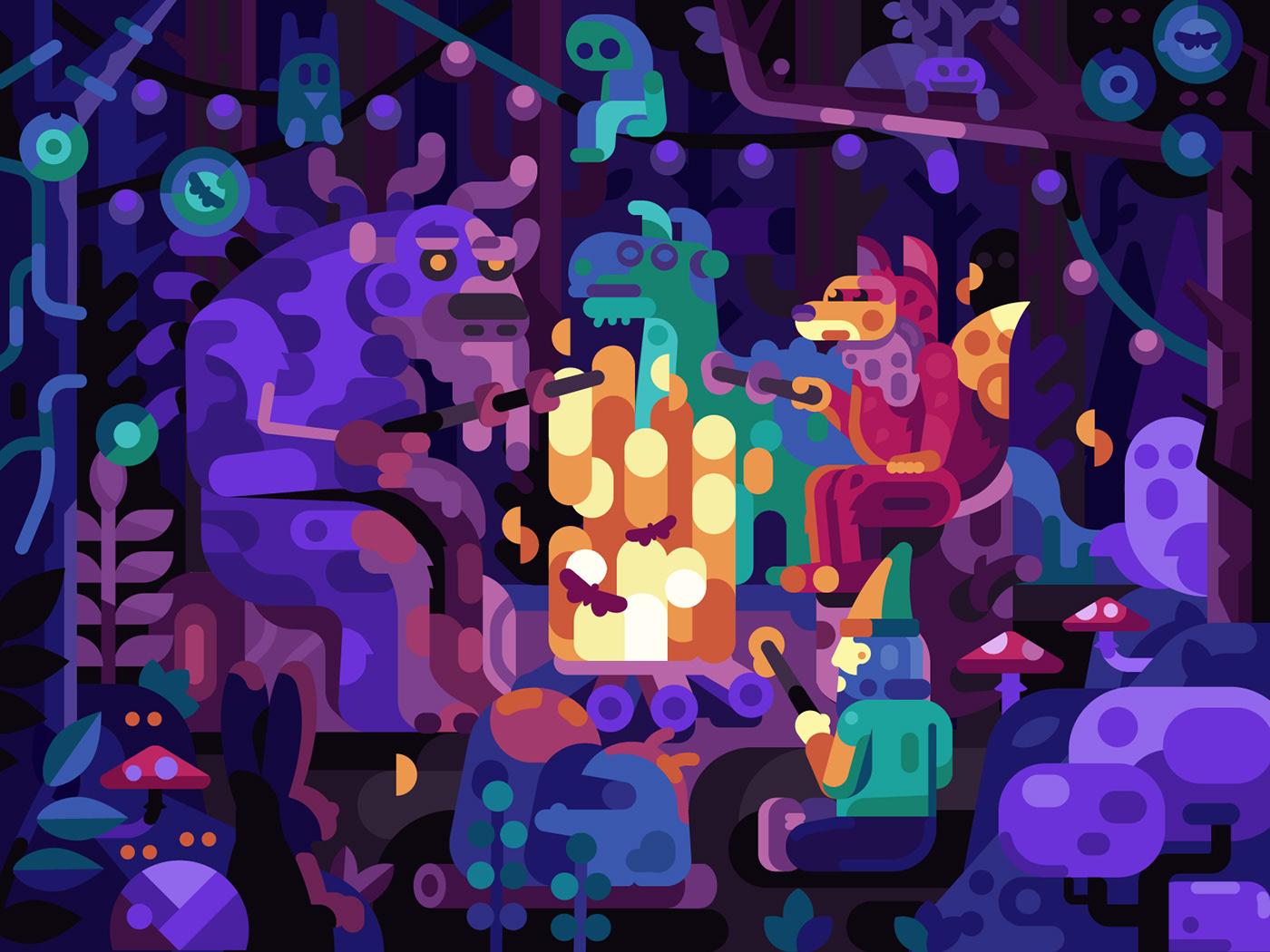 Image may contain: cartoon, screenshot and painting