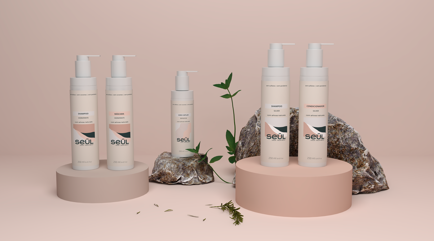 Brand Development conditioners Cosmetic dermatologist hair treatment laboratory Packaging Pharmaceutical shampoo therapeutic