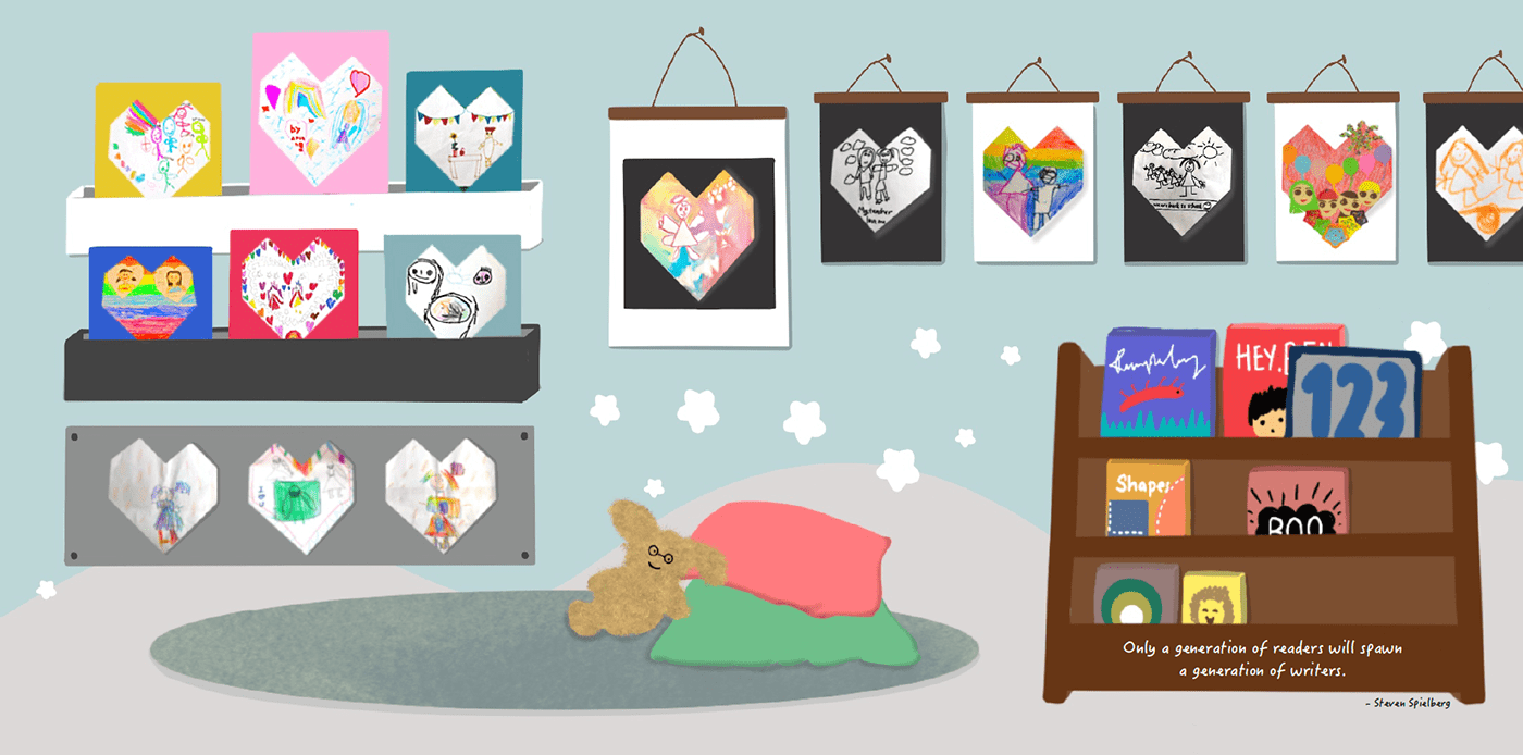 children children's illustration design digital book digital illustration early childhood ILLUSTRATION