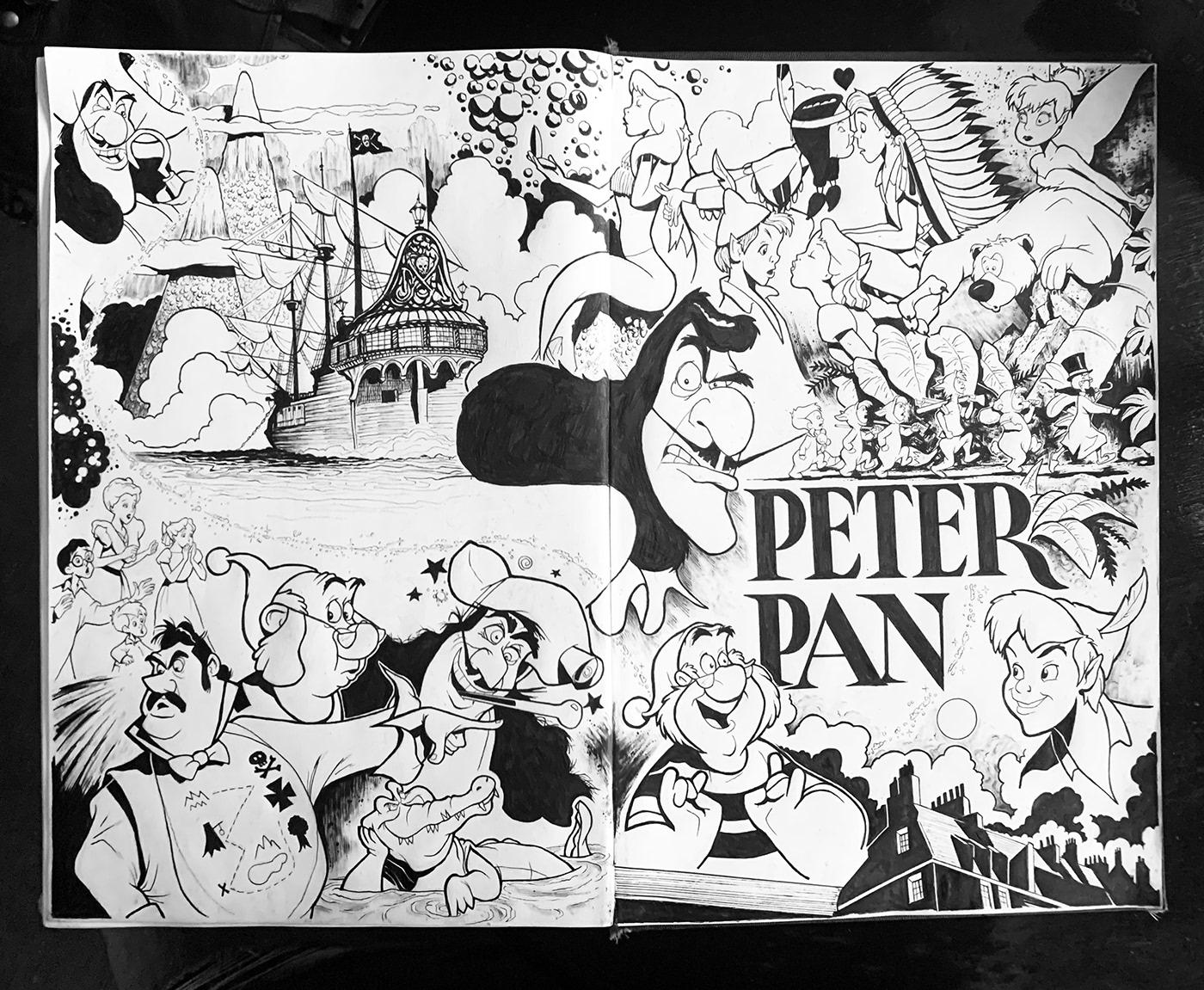 Image may contain: cartoon, drawing and book