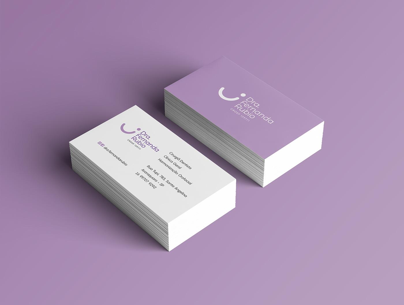 branding  logo identidade visual papelaria business card Stationery