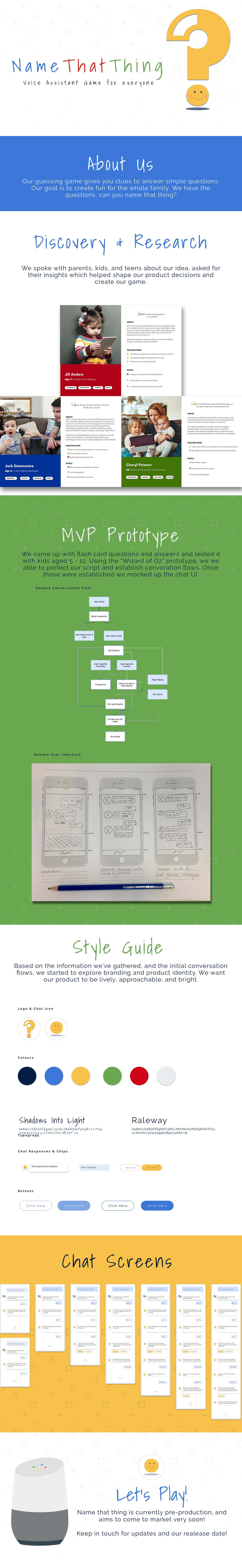 voice ui vui google action user experience user interface ai branding  graphic design