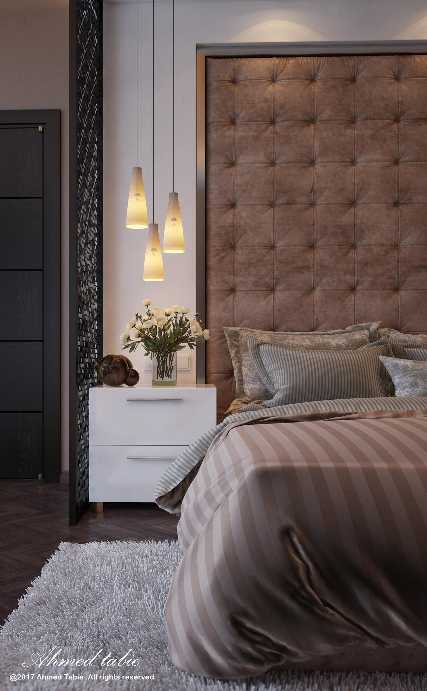 精美的44張臥室設計欣賞