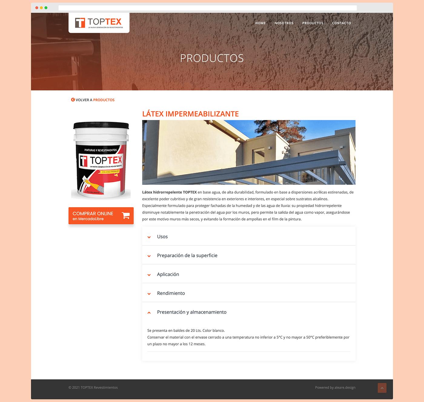 bootstrap Diseño web html/css Responsive Webdesign Website