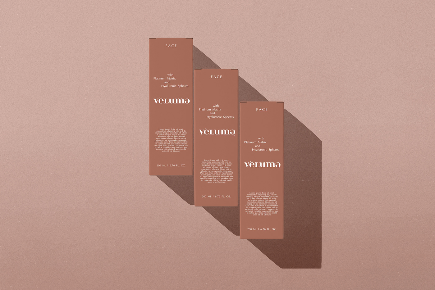 beauty Beauty brand branding  cosmetics minimalistic Packaging