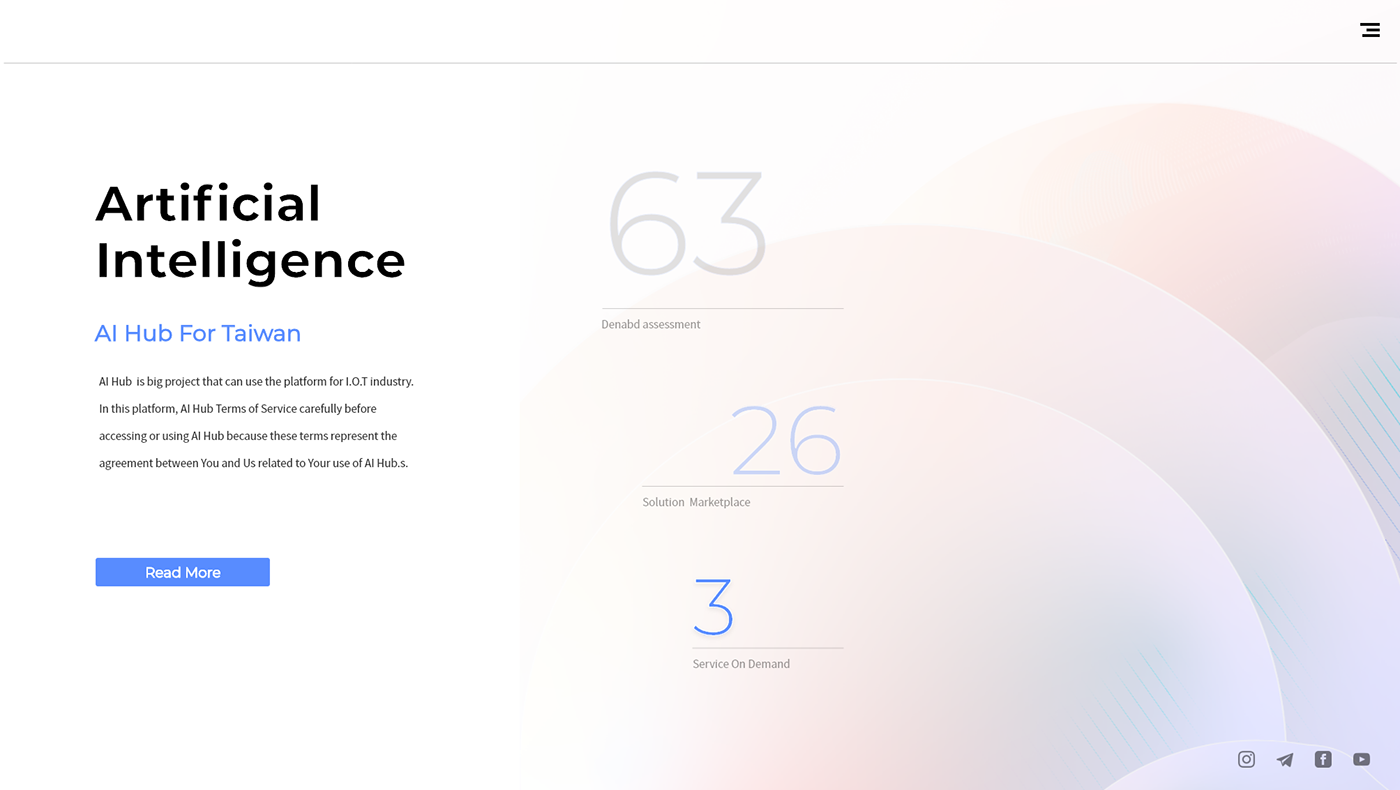 UI/UX IoT Web Design  Softwrae graphic design  Interaction design