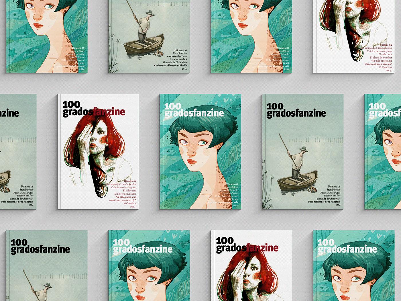 art direction  brand editorial editorial design  fanzine ILLUSTRATION  magazine