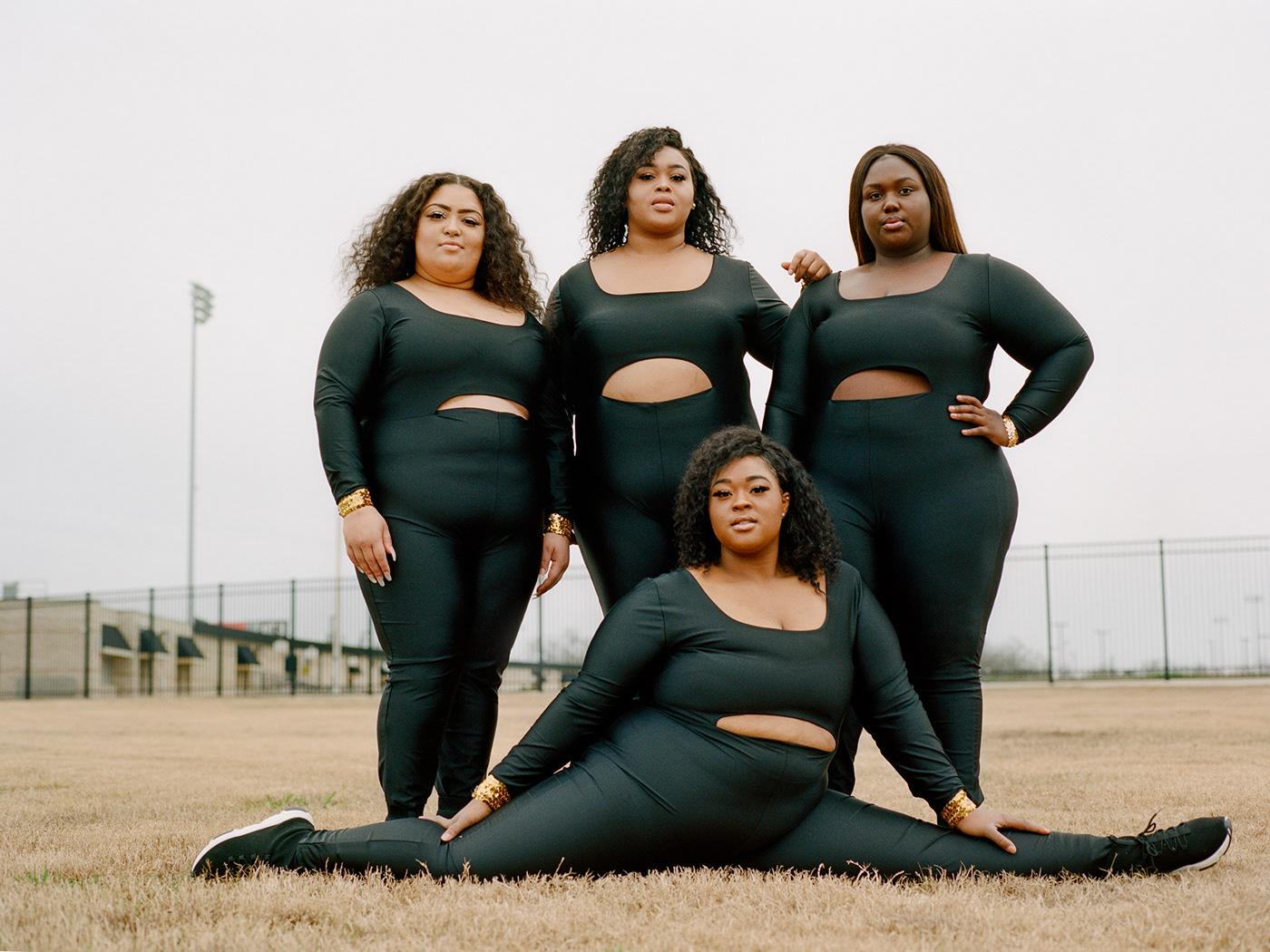 Nike Alabama State HoneyBeez Film   Documentary  body diversity Photography  DANCE   nike sportswear nike women