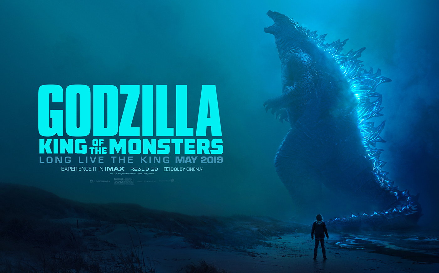 Image result for Godzilla: King of the Monsters poster""