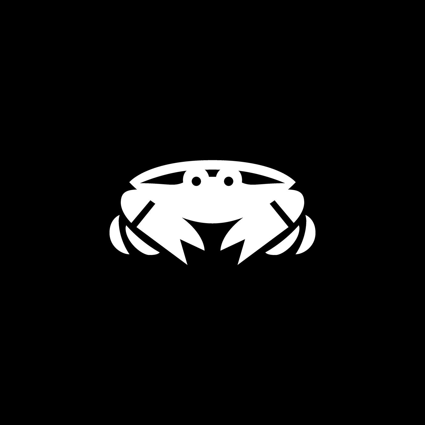 restaurant logo Seafood Logo  Seafood Restaurant crab logo