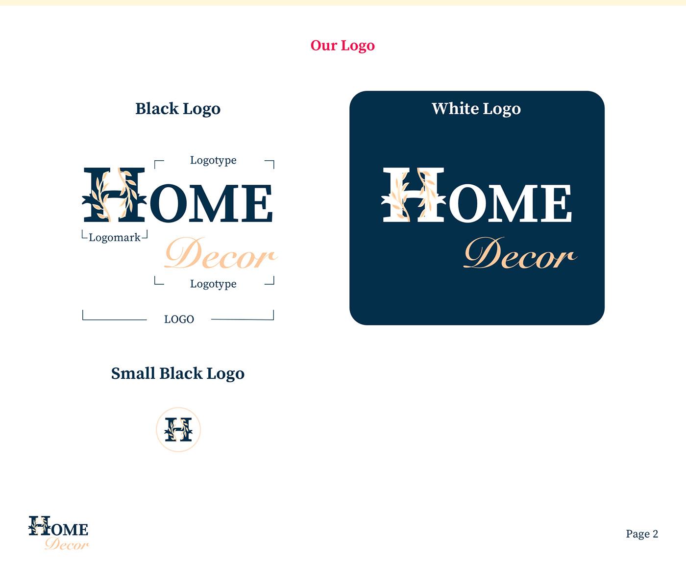 decor,home,UI,branding