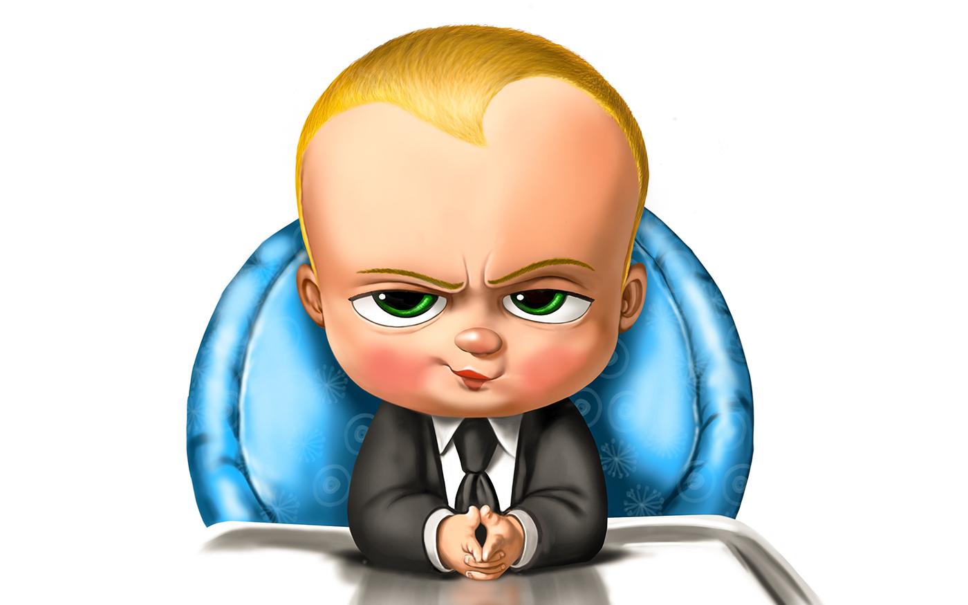 Картинки беби босс