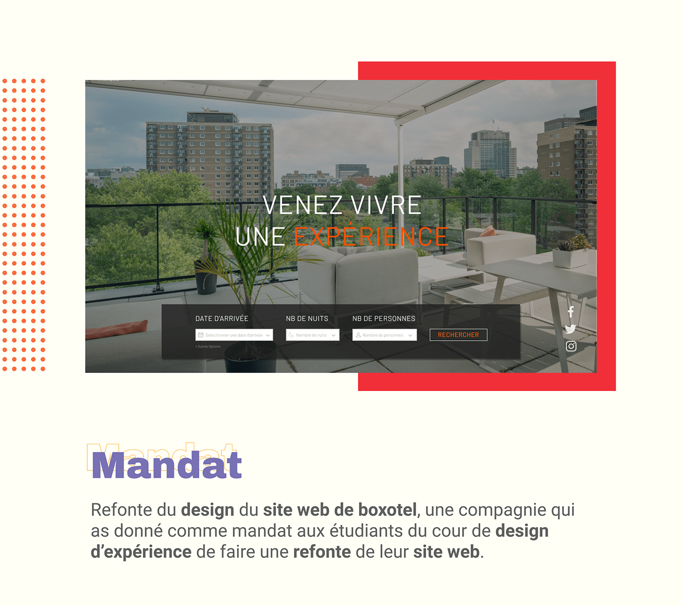 web design design