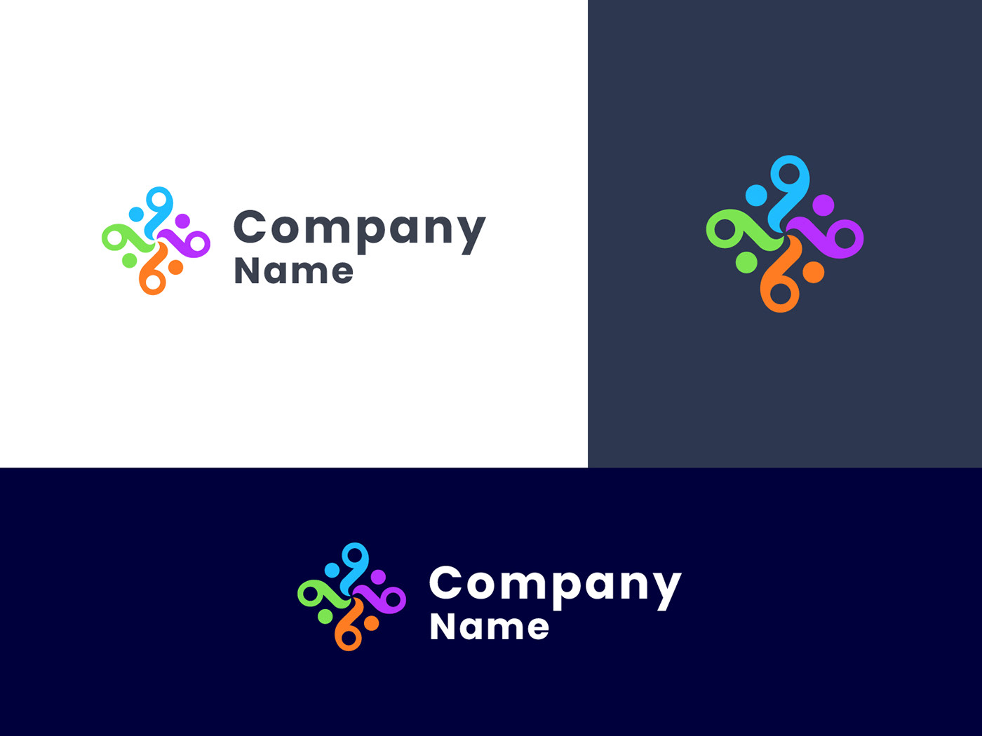 art brand identity colorful graphic design  logo Logo Design logofolio Logotype minimalist Modern Logo