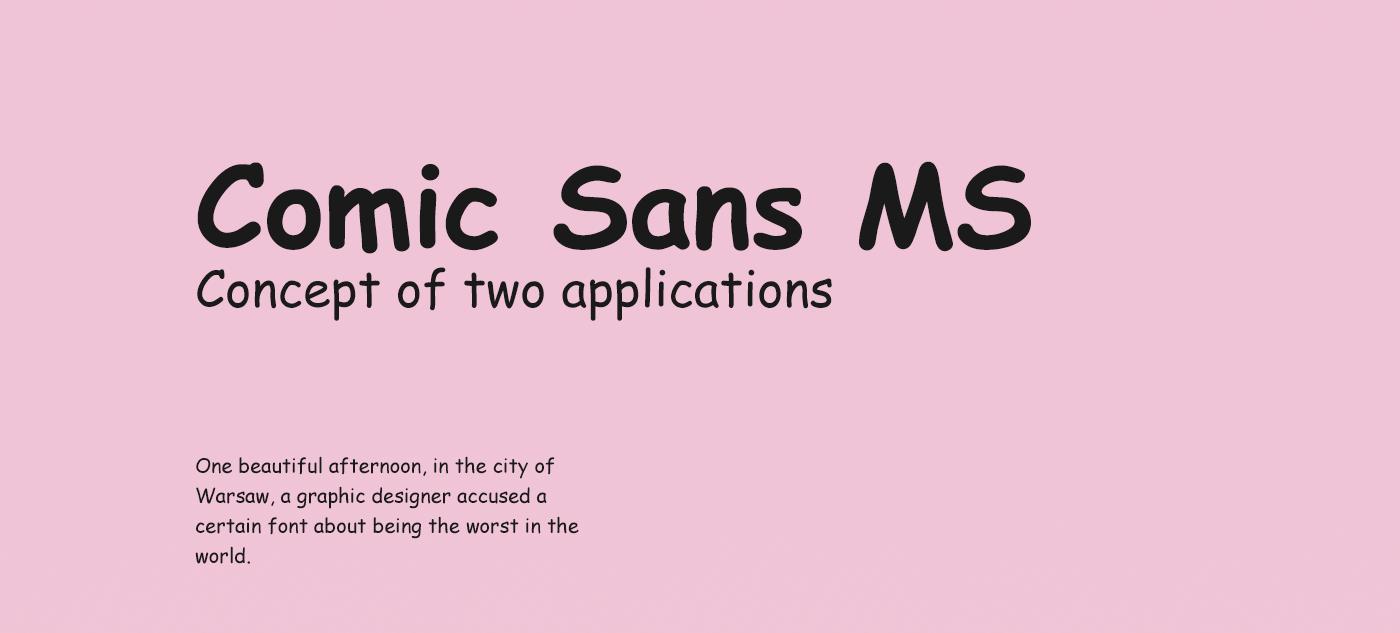 app application Comic Sans servicesapp alarmclock drawn watch iphone