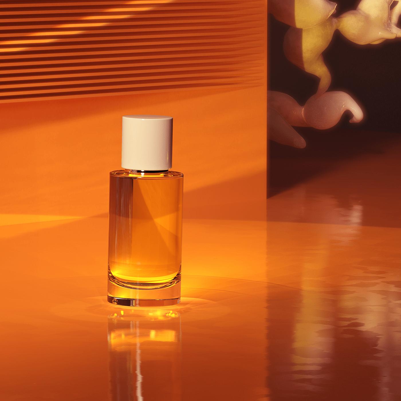beauty bottle perfume redshift teaser Theatre 歌舞伎