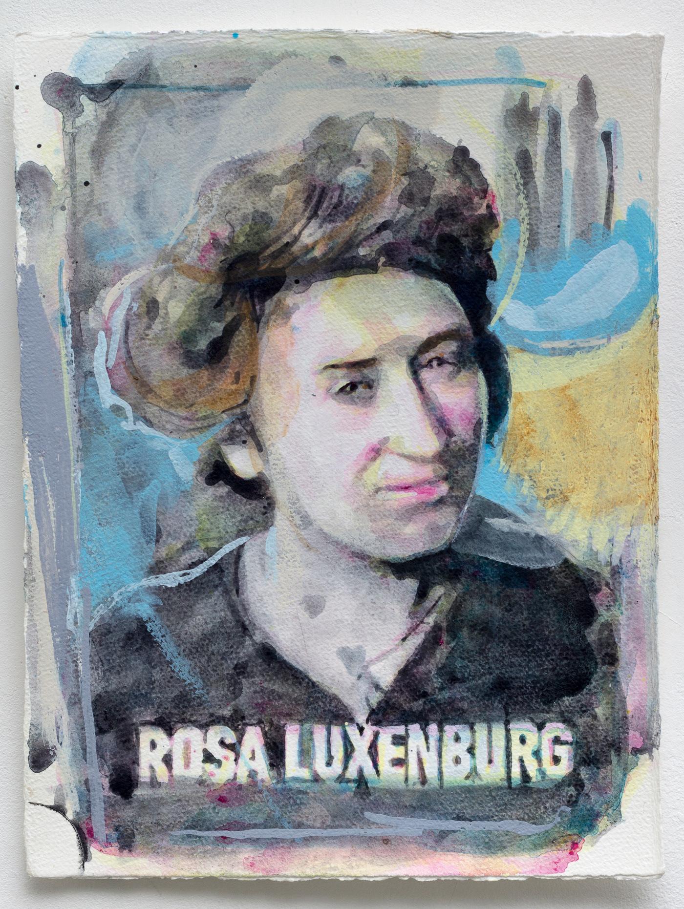 Rosa Luxenburg Rosa Luxenburg