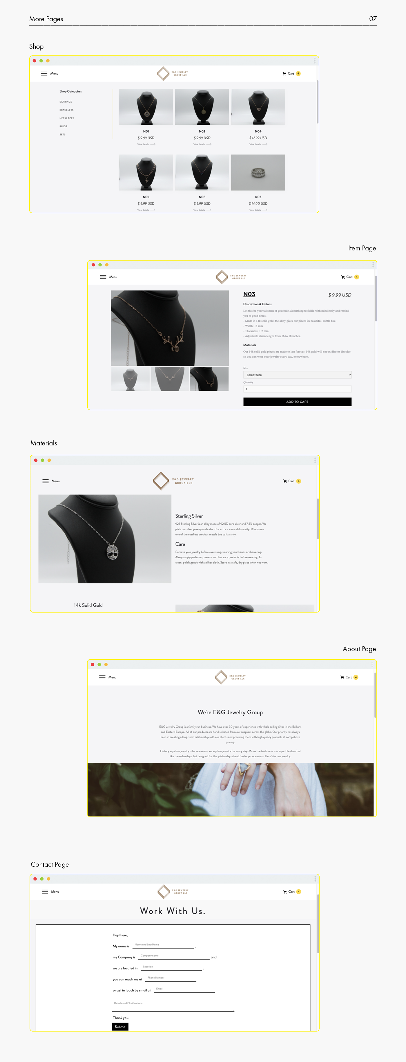 design development interaction responsive web UI/UX Web web development