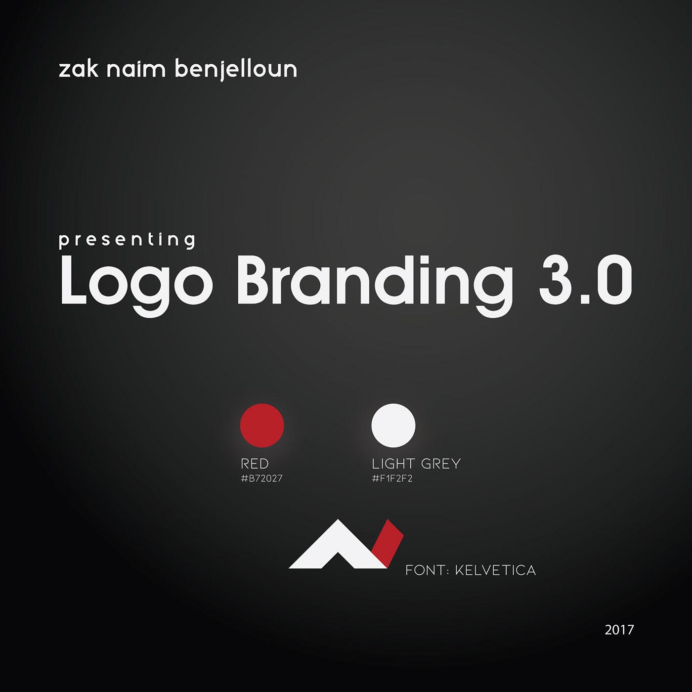 logo branding  design app