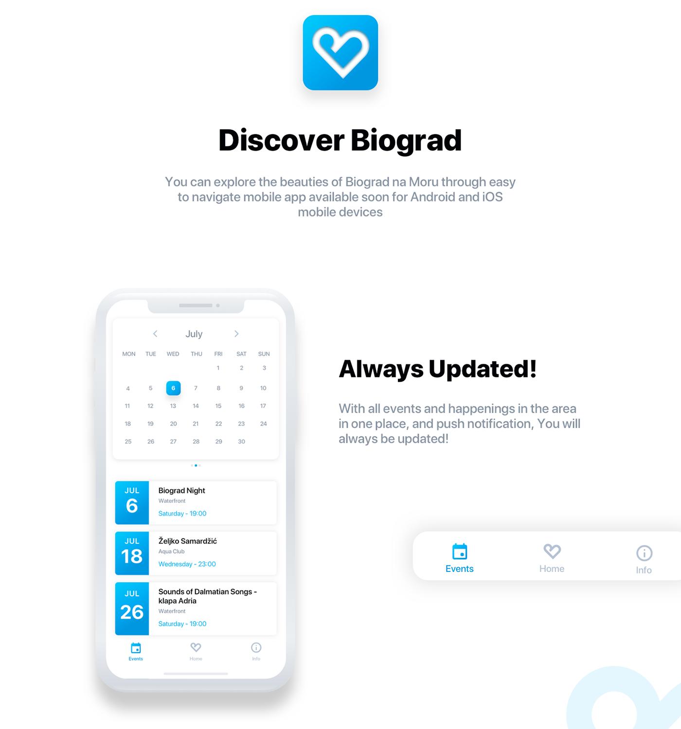Mobile app mobile tourism application app ux UI uxui uxdesign design