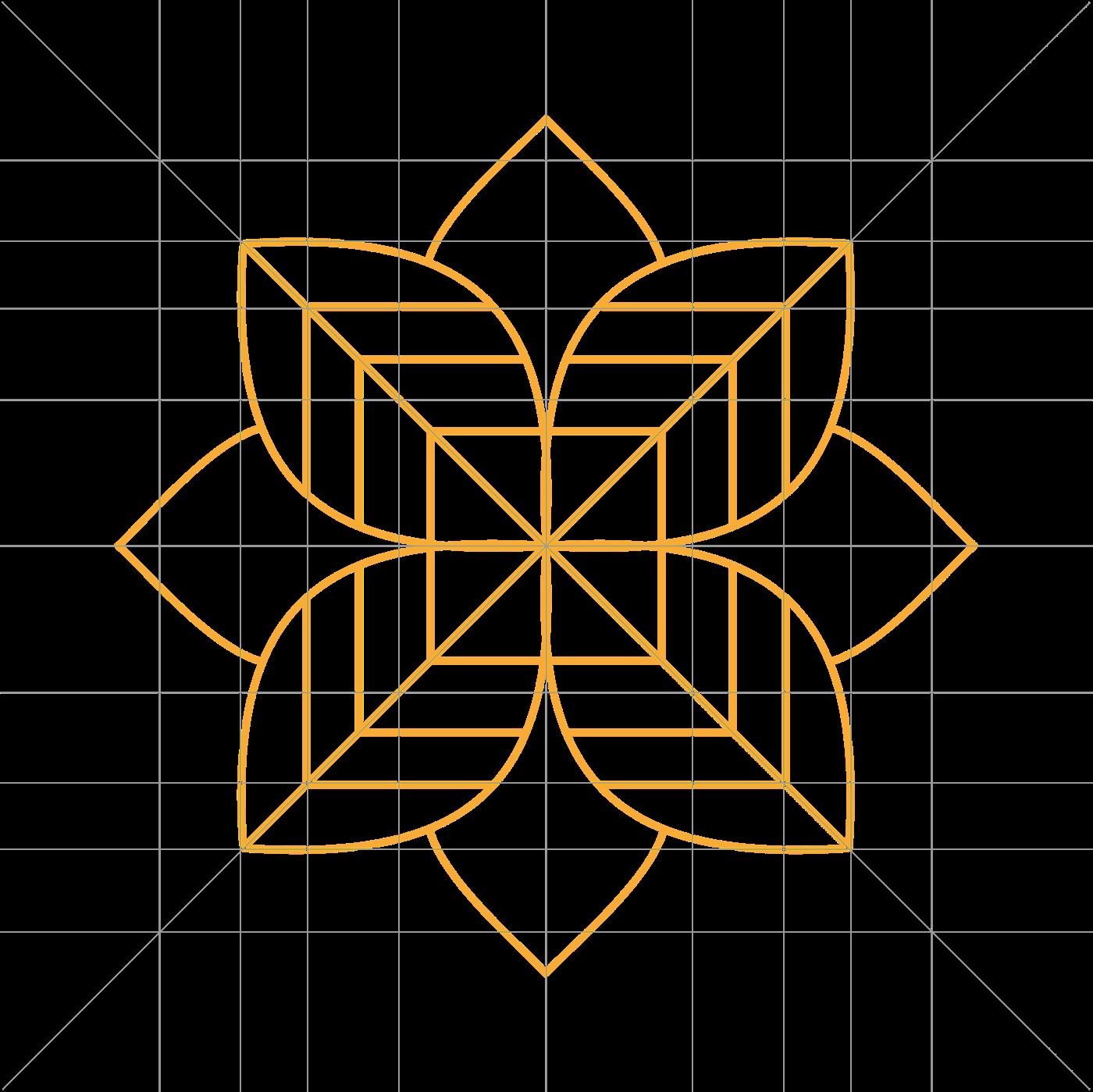 Símbolo criado para a marca Dra. Laís Horst