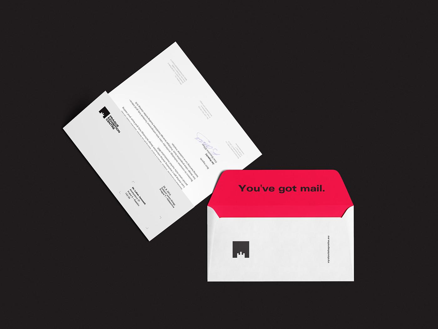 branding  logo rebranding identity Exhibition  graphic design  corporate CI prague Praha