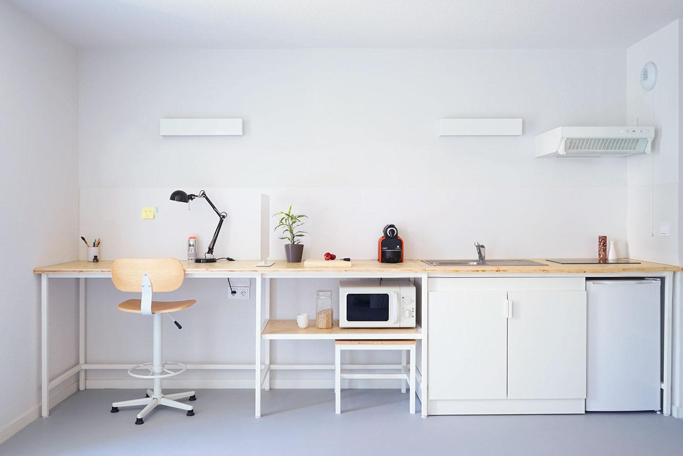 ponsan bellevue on behance. Black Bedroom Furniture Sets. Home Design Ideas