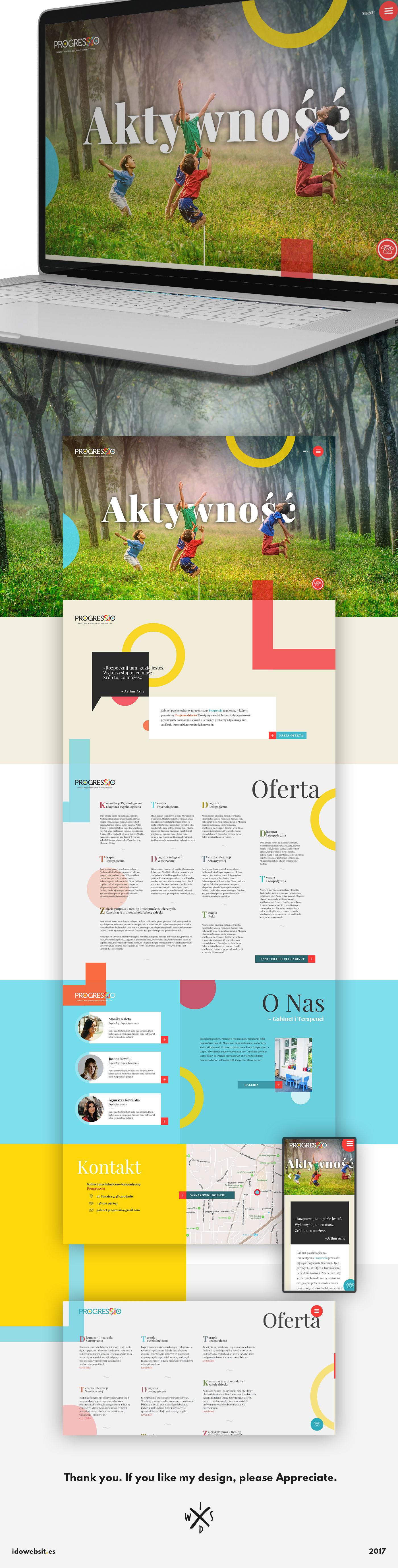 colorful colors kids Layout Design Theme Design UI ui design Web Design  website layout wordpress theme