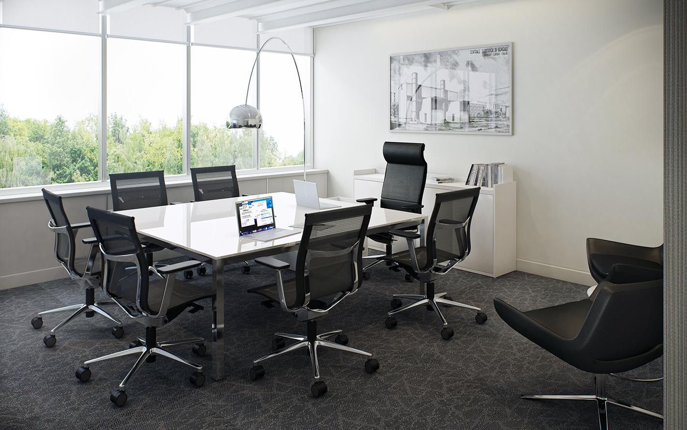 完美的47套辦公室設計欣賞