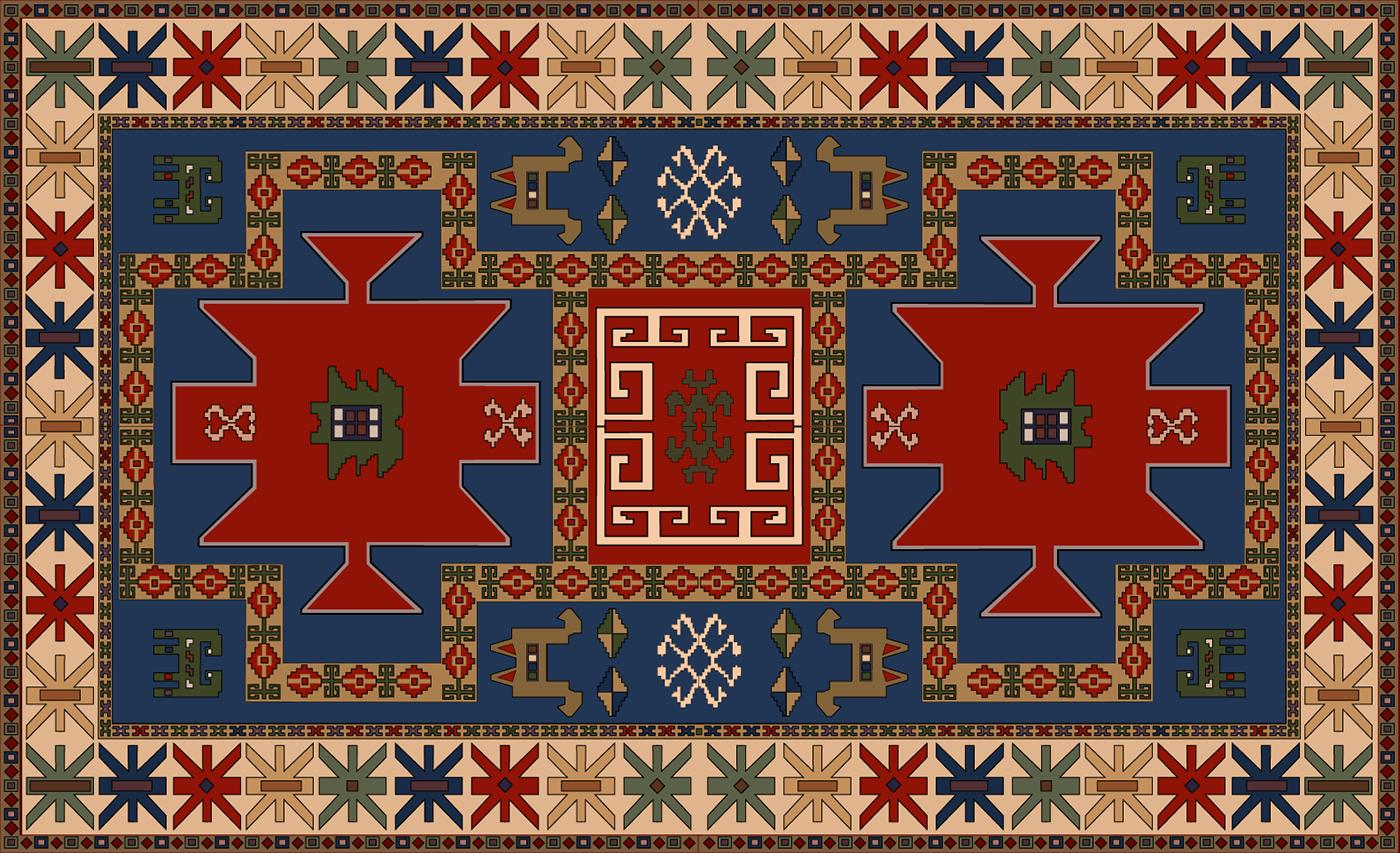 Armenia decoration Illustrator Grphics Design
