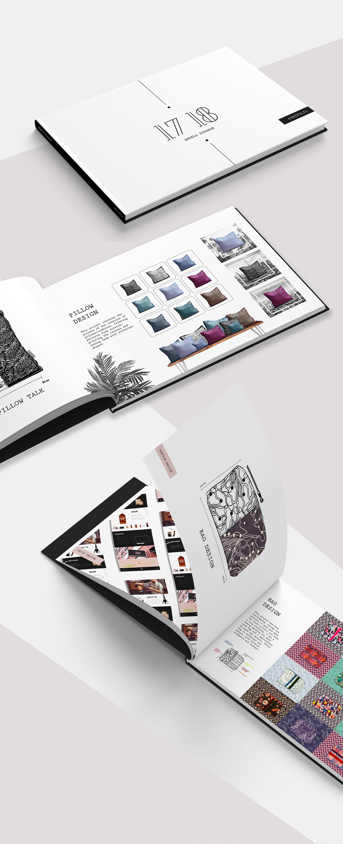 細緻的48款作品集設計欣賞