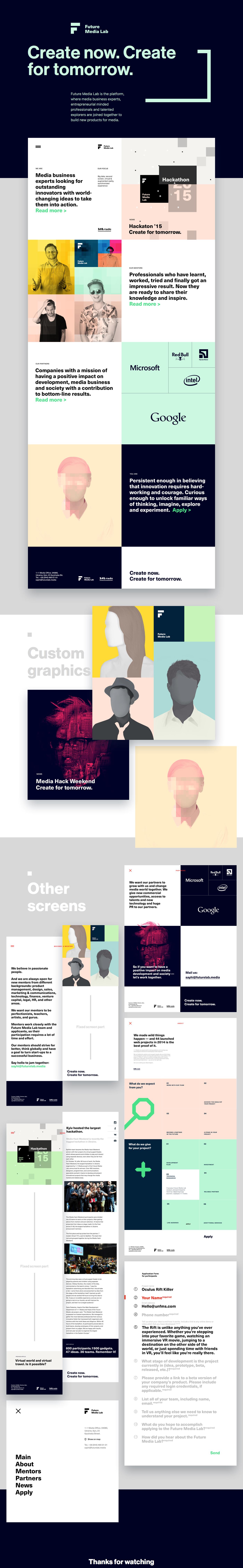 1+1 hackaton IT innovations Platform contest ukraine digital Webdesign minimal ILLUSTRATION  typographical