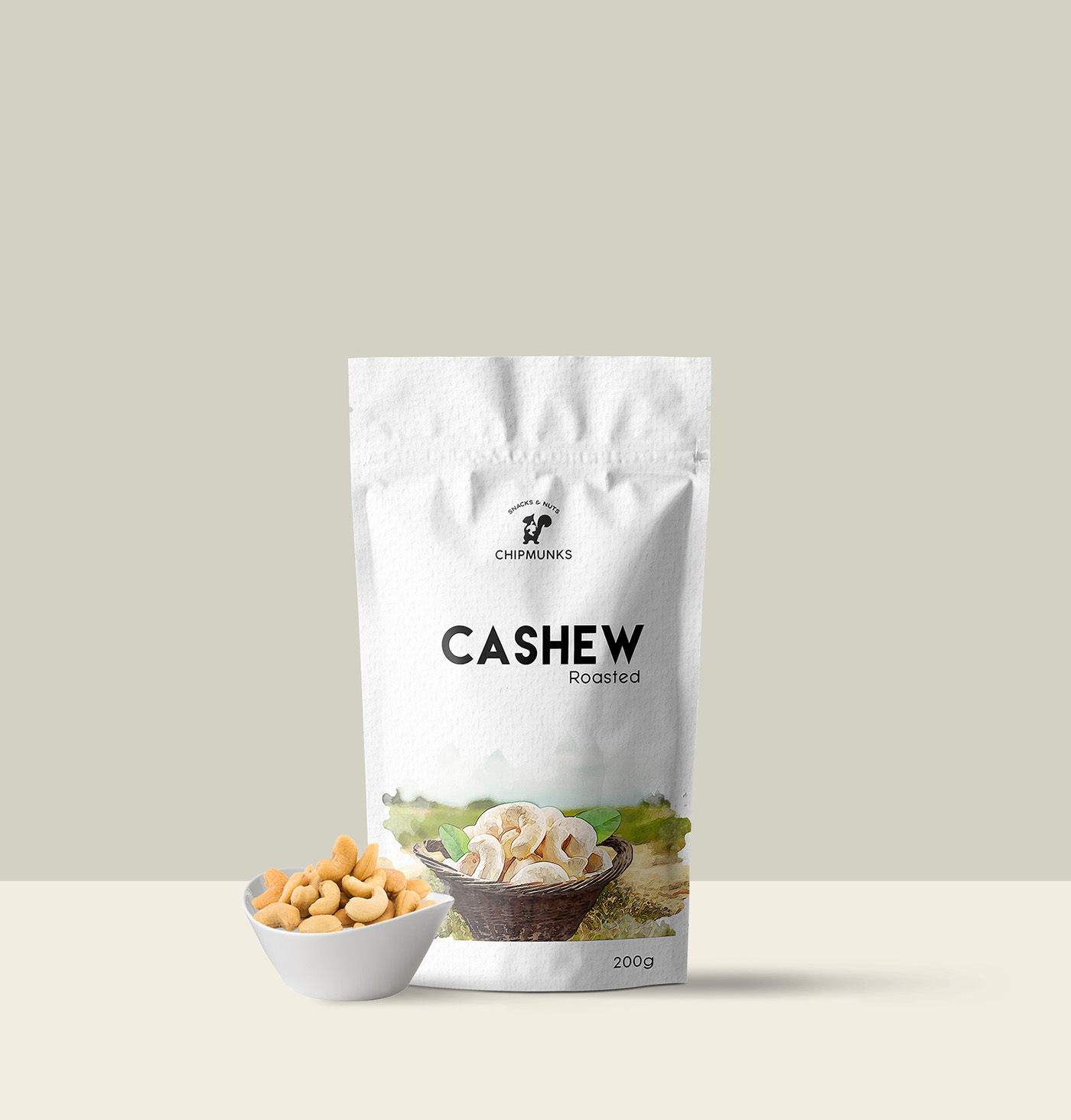 Stand Up Pouch Designs : Stand up pouch packaging design on behance