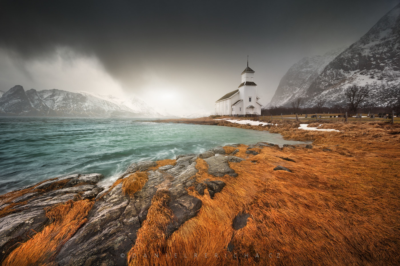Magic churches - Norway - Lofoten