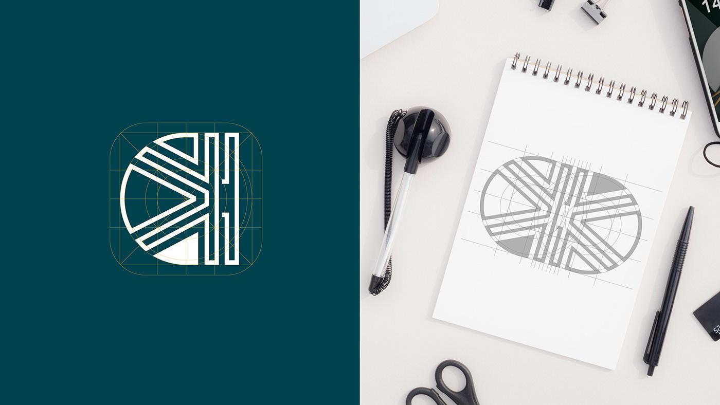 branding  card de Logo designing logo house identity logos resturant Saudi