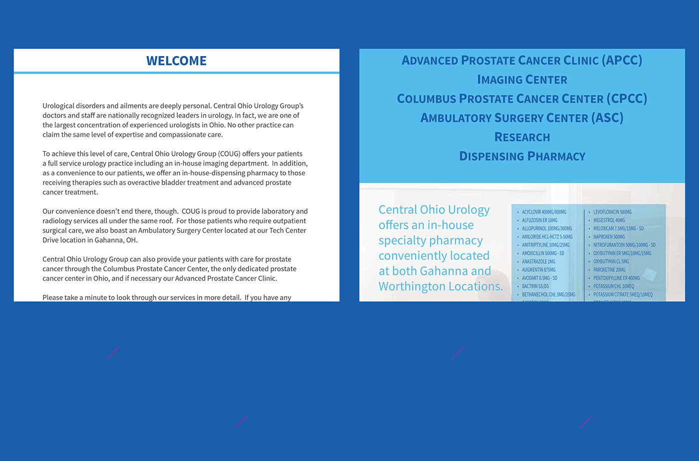 Corporate Pocket Folder On Behance