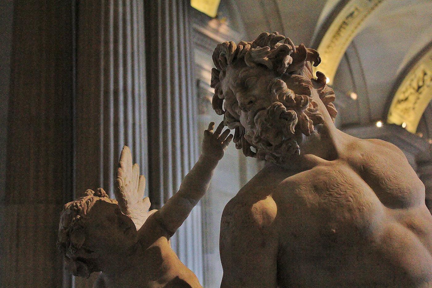 louvre Rome Pottery Caffieri Pierre Julien caligula Carcalla Orestes & Pylades Antoninus