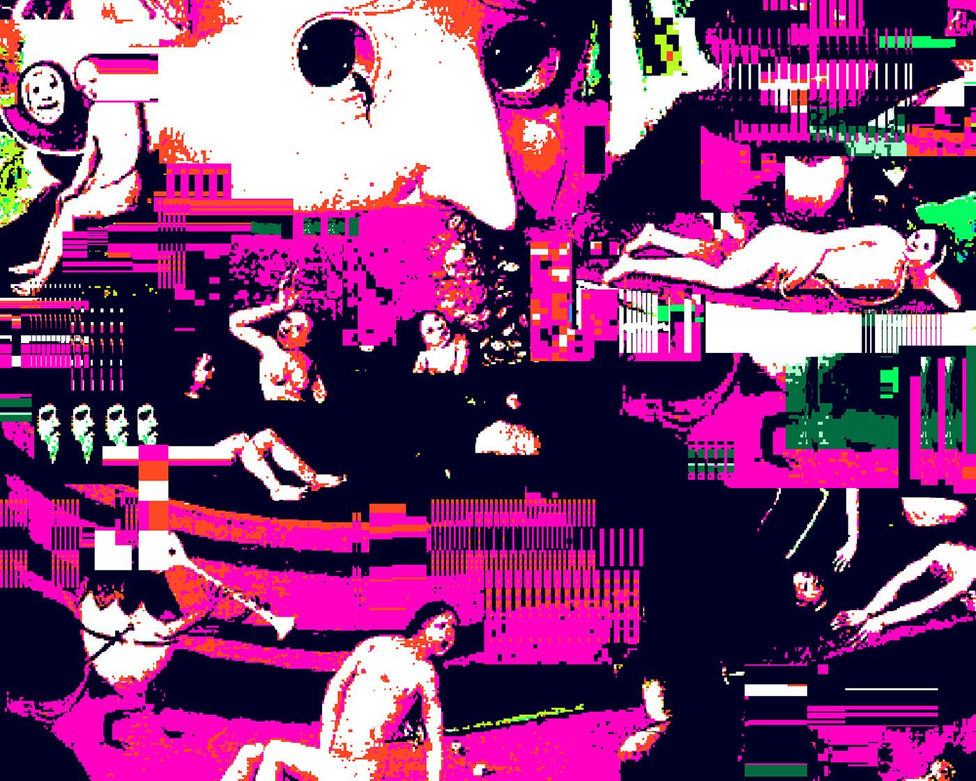 Image may contain: cartoon, art and scene