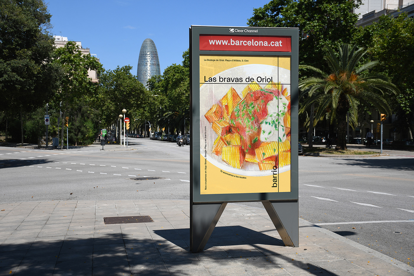 app consumption Guide local responsable tourism Travel barcelona editorial design  graphic design  visual identity