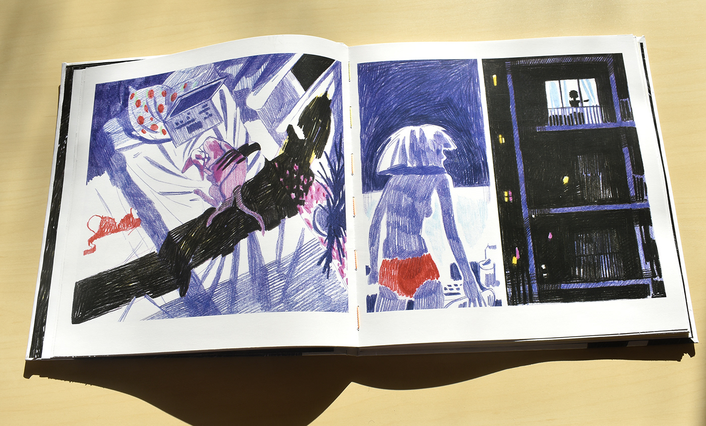 theshadow shadow Hans Christian Andersen ILLUSTRATION  Comic Book Picture book book story fiction characterdesign