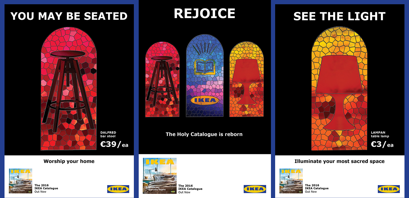Image result for ikea catalog out prints bible