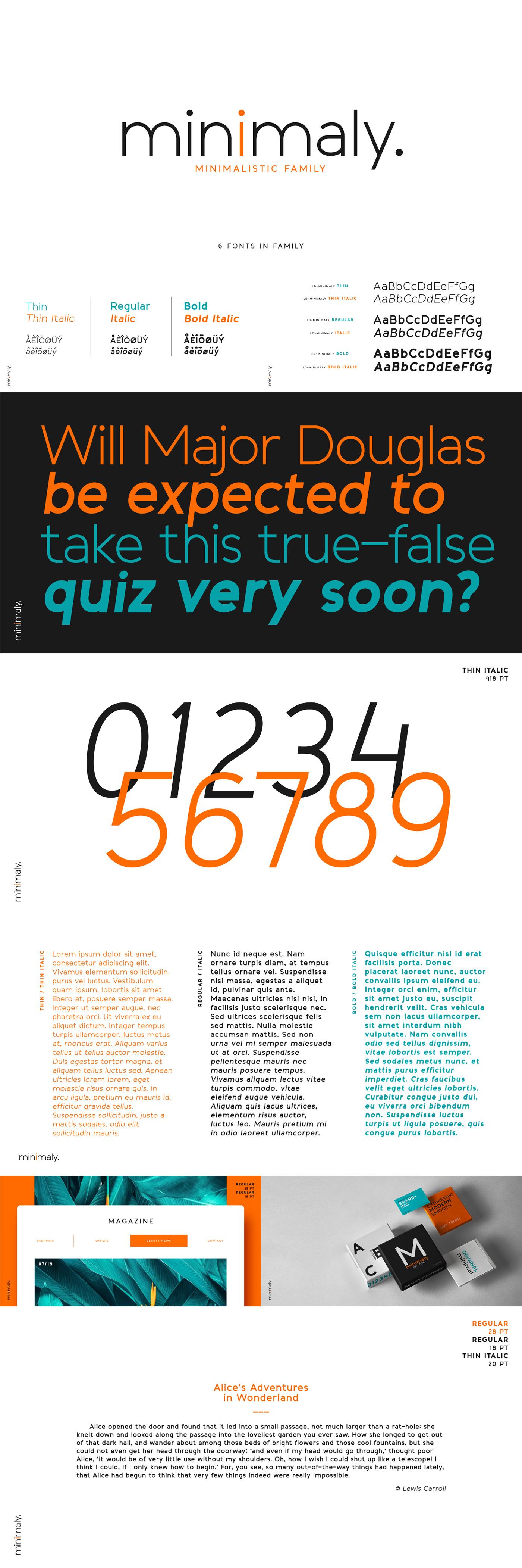 bundle buy font font family fonts minimal Minimalism otf sans serif Typeface